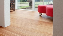 parquet en bambou