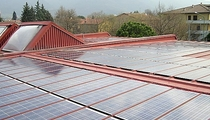 panneau photovoltaque