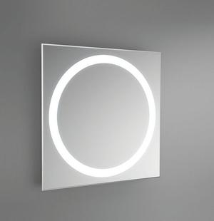 un miroir lumineux dispose dun clairage intgr permettant gnralement deffectuer des soins tels que le rasage ou le maquillage - Miroir Salle De Bain Lumiere Integree