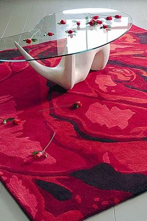 tapis-motif-floral