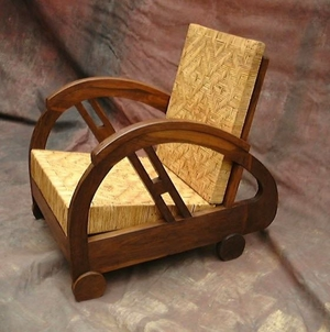 Fauteuil en bois - Tous les fabricants de l\'architecture et du ...