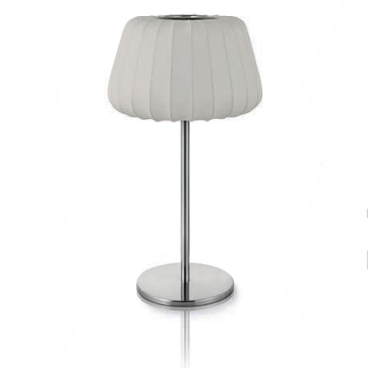 En Table Résine Métal De Lampe Classique Kami58401 bg76fYyv