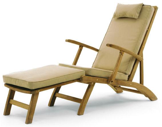 Chaise Longue De Jardin Pliante chaise longue bois pliante transat jardin promo | staffordshire bull