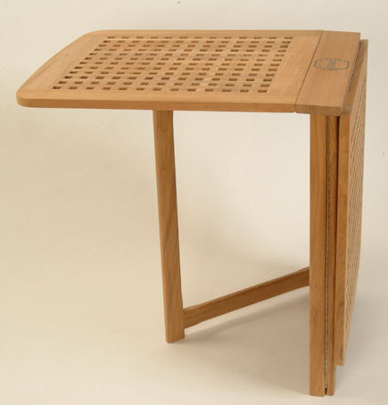 Table Exterieur Bois. Awesome Table De Jardin Octogonale En Bois X ...