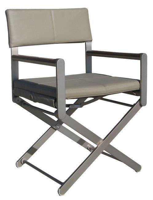 Chaise De Jardin Avec Accoudoir Design A La Maison
