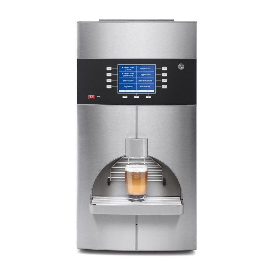 Machine A Cafe Combinee Professionnelle Tout Automatique Avec