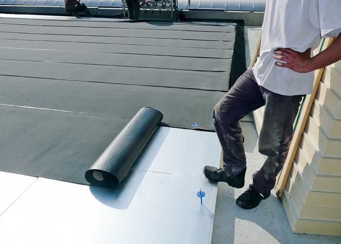 ... Isolant Thermique / En Mousse De Polyuréthane / Pour Toiture-terrasse /  En Panneaux ...