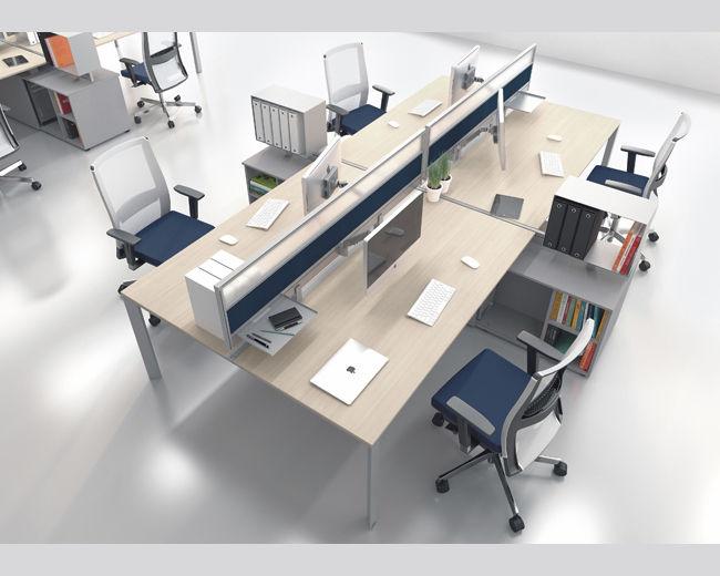 Lesinrocks dans les bureaux en open space les salariés se