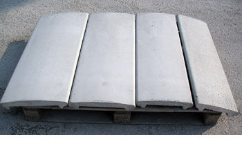 Couvertine En Béton Préfabriqué Wall Covers Eurobeton