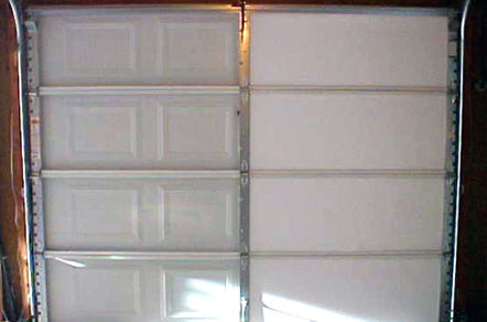 porte de garage isolation thermique