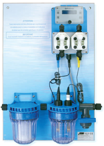 Grand Régulateur Pour Piscine De PH / De Chlore   REGUL SYSTEM