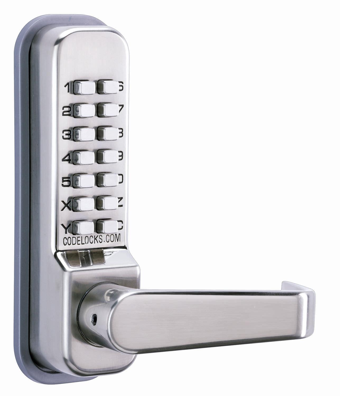 Serrure Mécanique Pour Porte à Code CL CL CODELOCKS - Poignée de porte a code