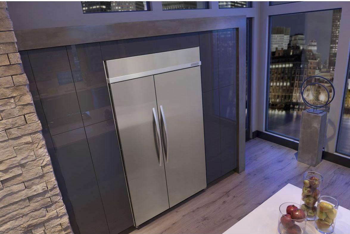 Side By Side Kühlschrank Einbaugerät : Side by side kühlschrank einbaugeräte: siemens ka90nvi30 side by
