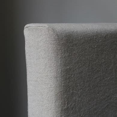 Tête De Lit Pour Lit Simple / Contemporaine / En Tissu   VEGA