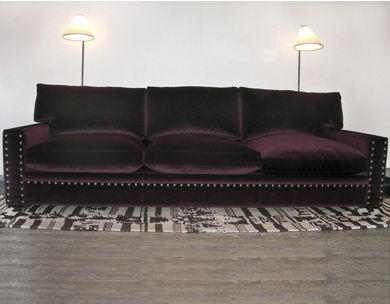 canap contemporain en tissu 3 places dhoussable canap contemporain - Caravane Canape