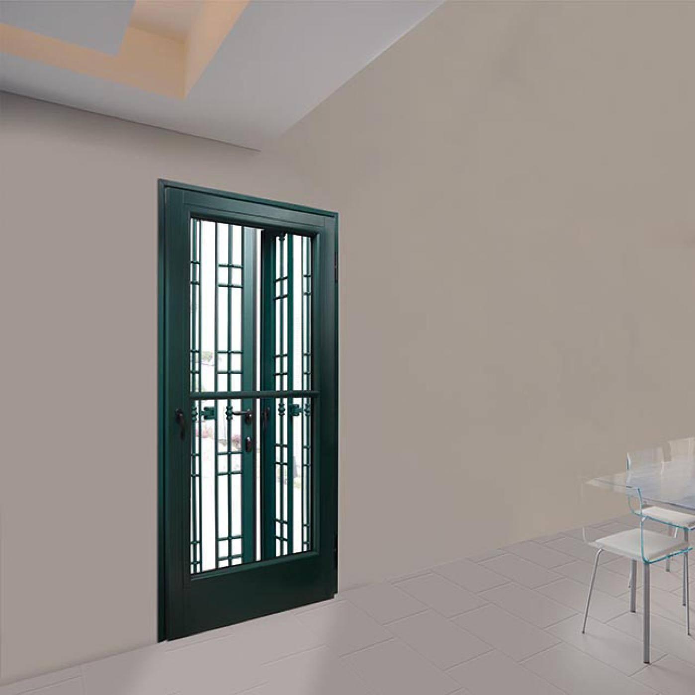 Grille De Défense Amovible Pour Fenêtre Pour Porte Greta Dierre