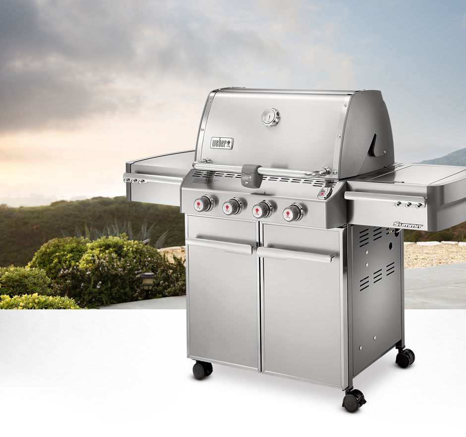 barbecue weber s 420