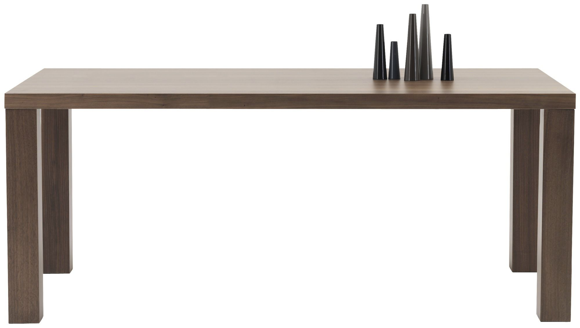 rectangulaire lugo boconcept table manger contemporaine en mdf en acier rectangulaire lugo - Bo Concept Table Basse