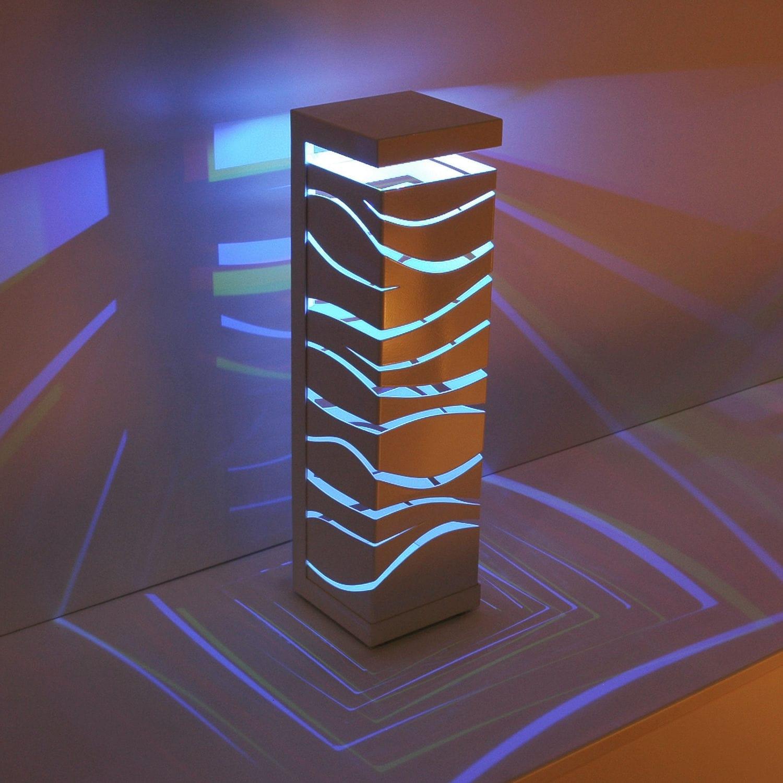 123407 9356743 5 Élégant Lampe Sur Pied Led Design Hzt6