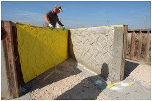 Empreinte pour beton imprimé pas cher