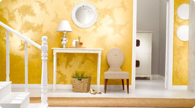 enduit décoratif / d'intérieur / pour mur / à la chaux - classic