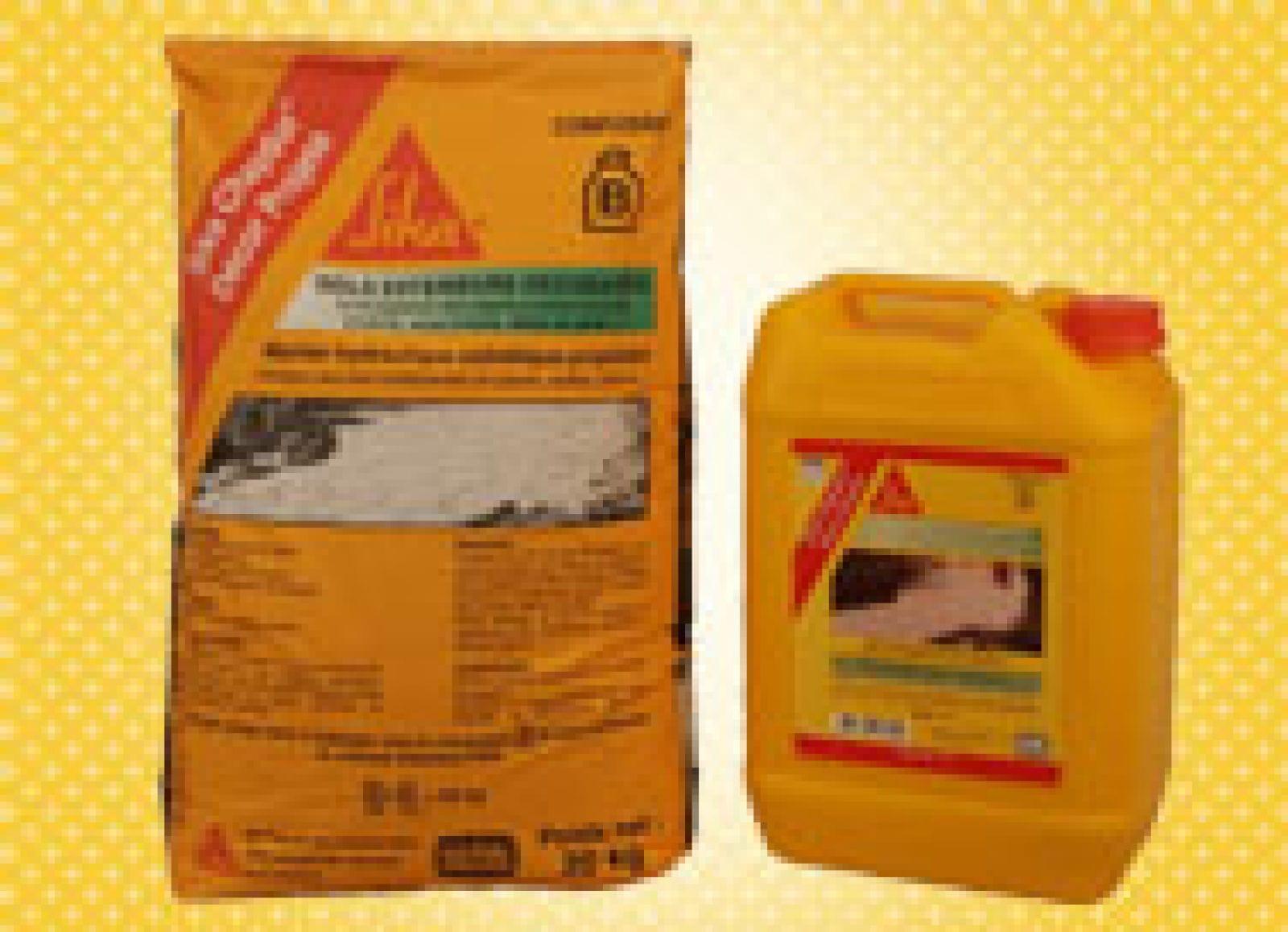 mortier de restauration de hourdage pour chape de ciment chapdur sika mortars - Colorant Pour Ciment