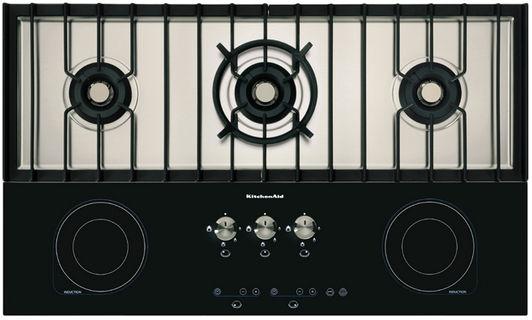 table de cuisson électrique / à gaz / vitrocéramique / mixte