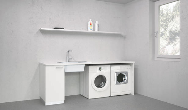 Armoire Pour Buanderie meuble de rangement pour buanderie - framo