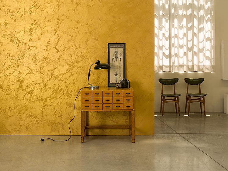 Extrêmement Peinture décorative / pour mur / pour briques / intérieure  JL43