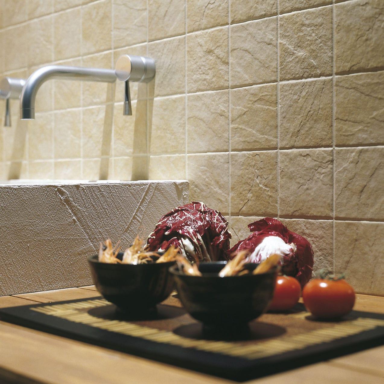 Carrelage de salle de bain / de cuisine / de sol / mural   grotte ...