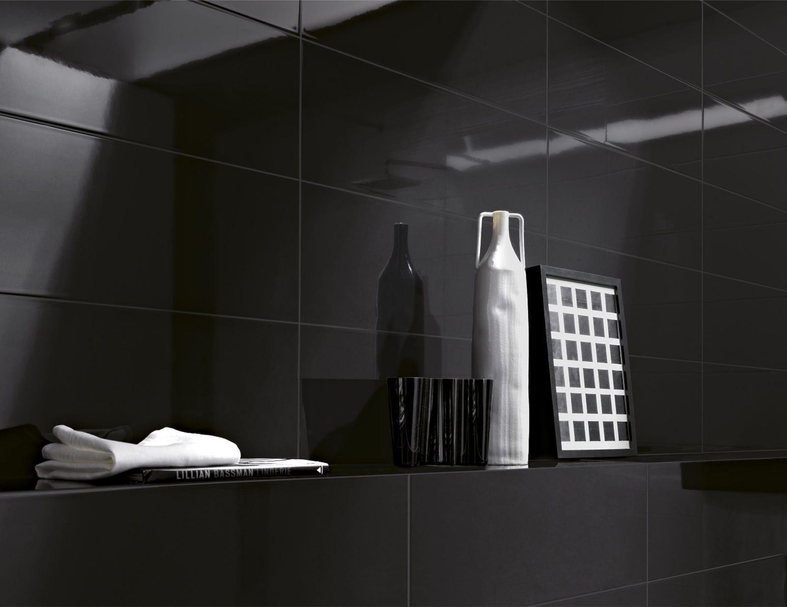 Carrelage de salle de bain / mural / en céramique / mat   prestige ...