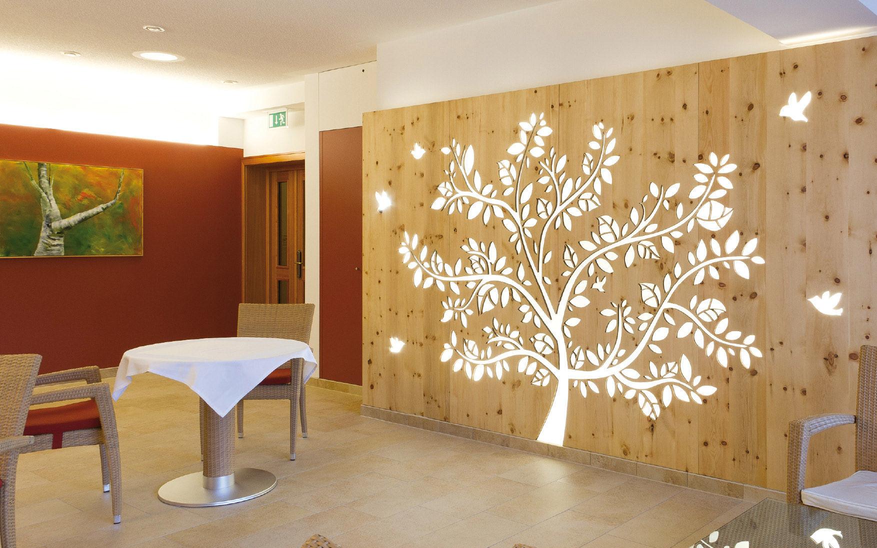 Cloison Bois Decorative   Idées décoration intérieure