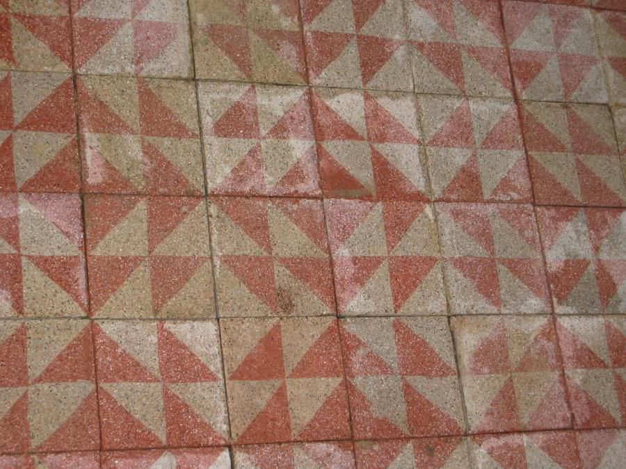Carrelage Ancien Rouge Awesome Carrelage Style Ancien