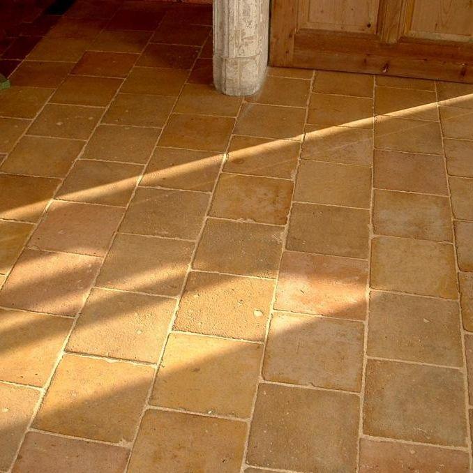 carrelage dextrieur de sol en terracotta vieilli light tone 00029 - Ciment Color Exterieur