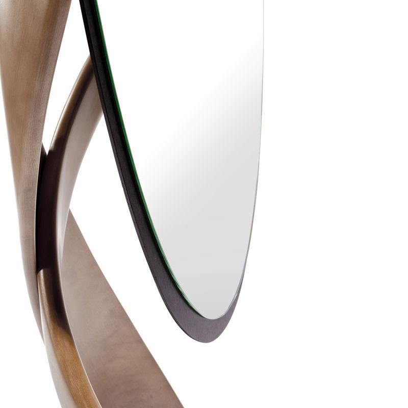 Miroir sur pied / basculant / contemporain / ovale - VIRTUOS ...