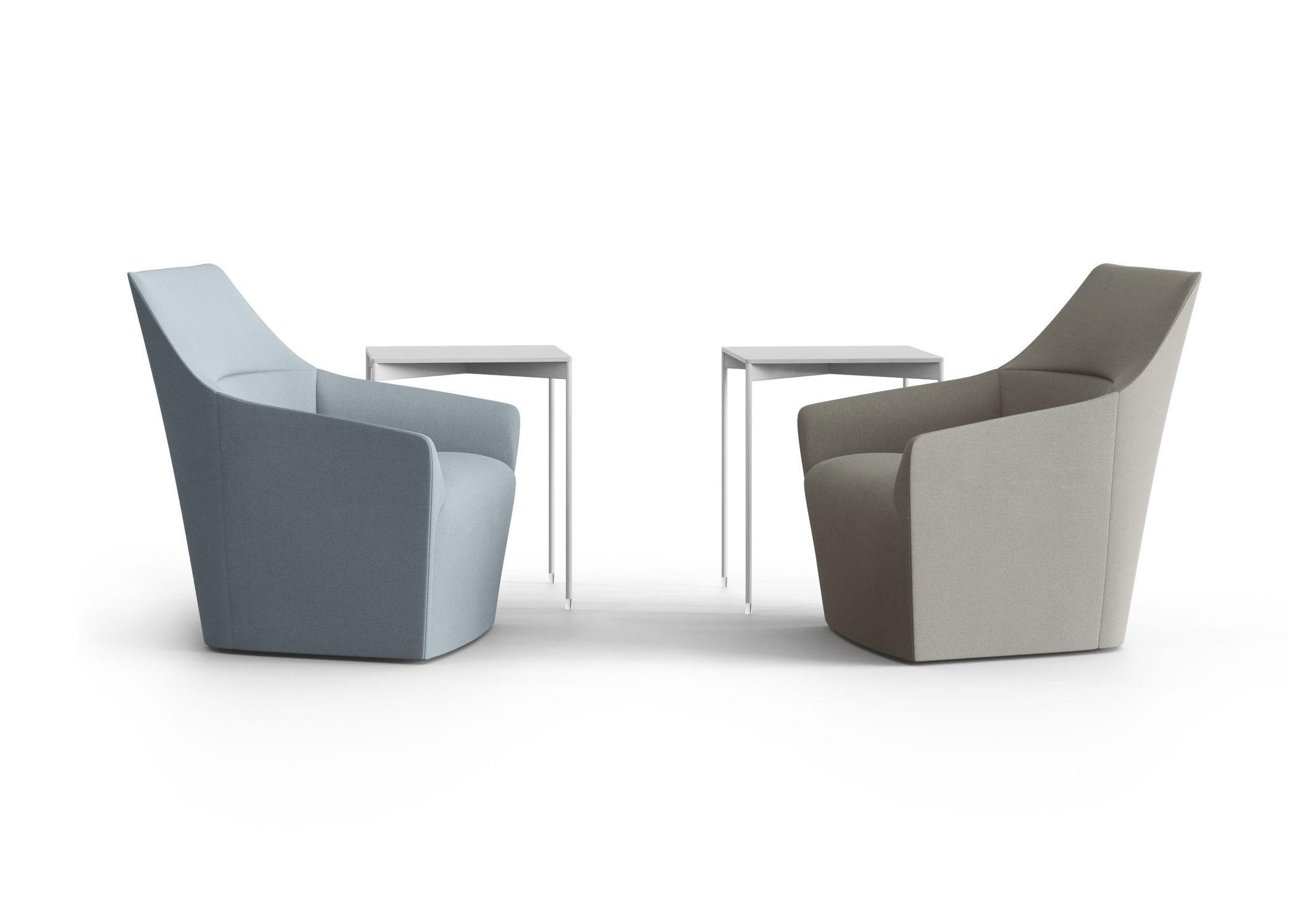 0f520c73713523 Chaise contemporaine   tapissée   avec accoudoirs   en tissu - Chic ...