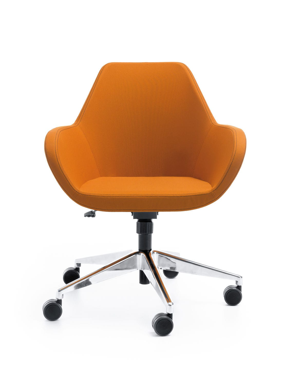 Chaise Bureau Tissu Fauteuil Ergonomique