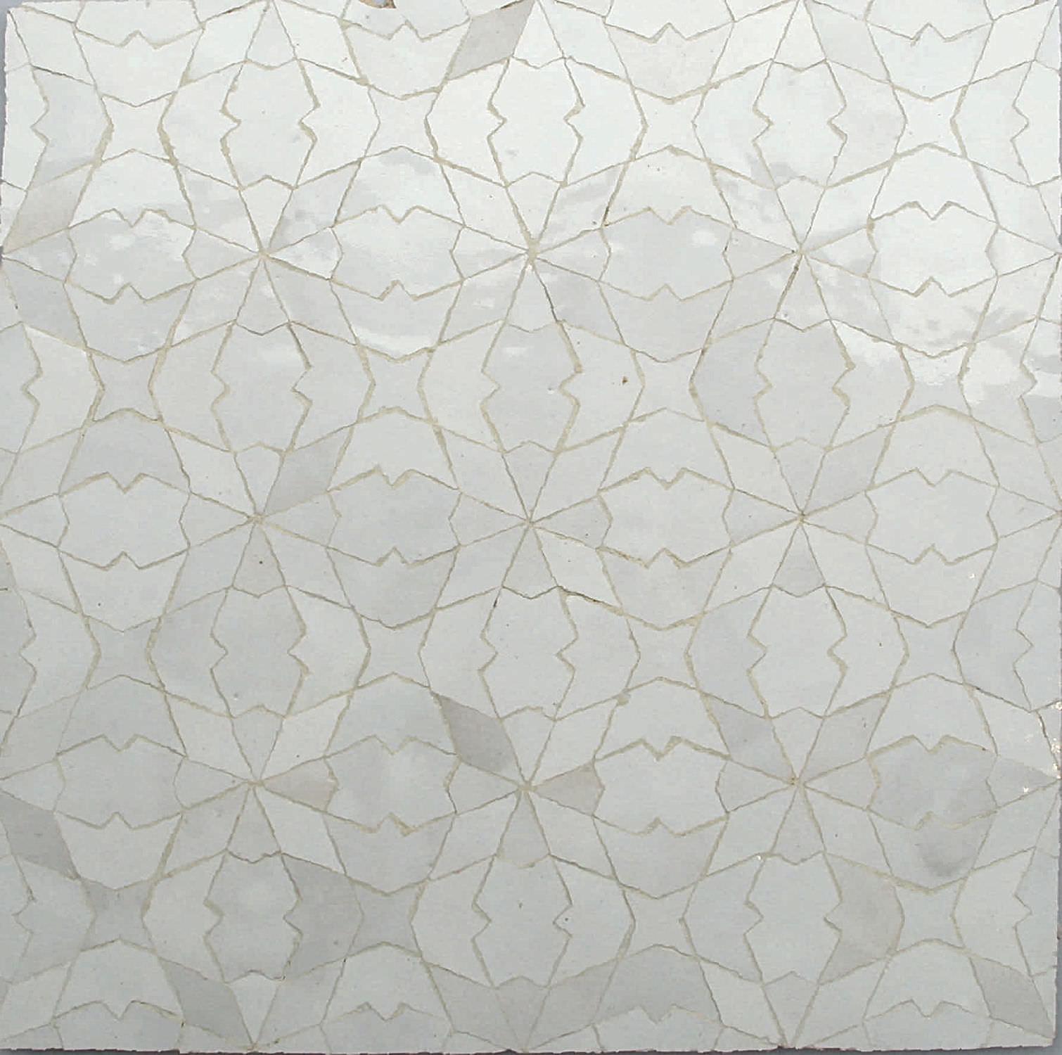 Carrelage de sol / mural / en ciment / poli   zellige heritage ...
