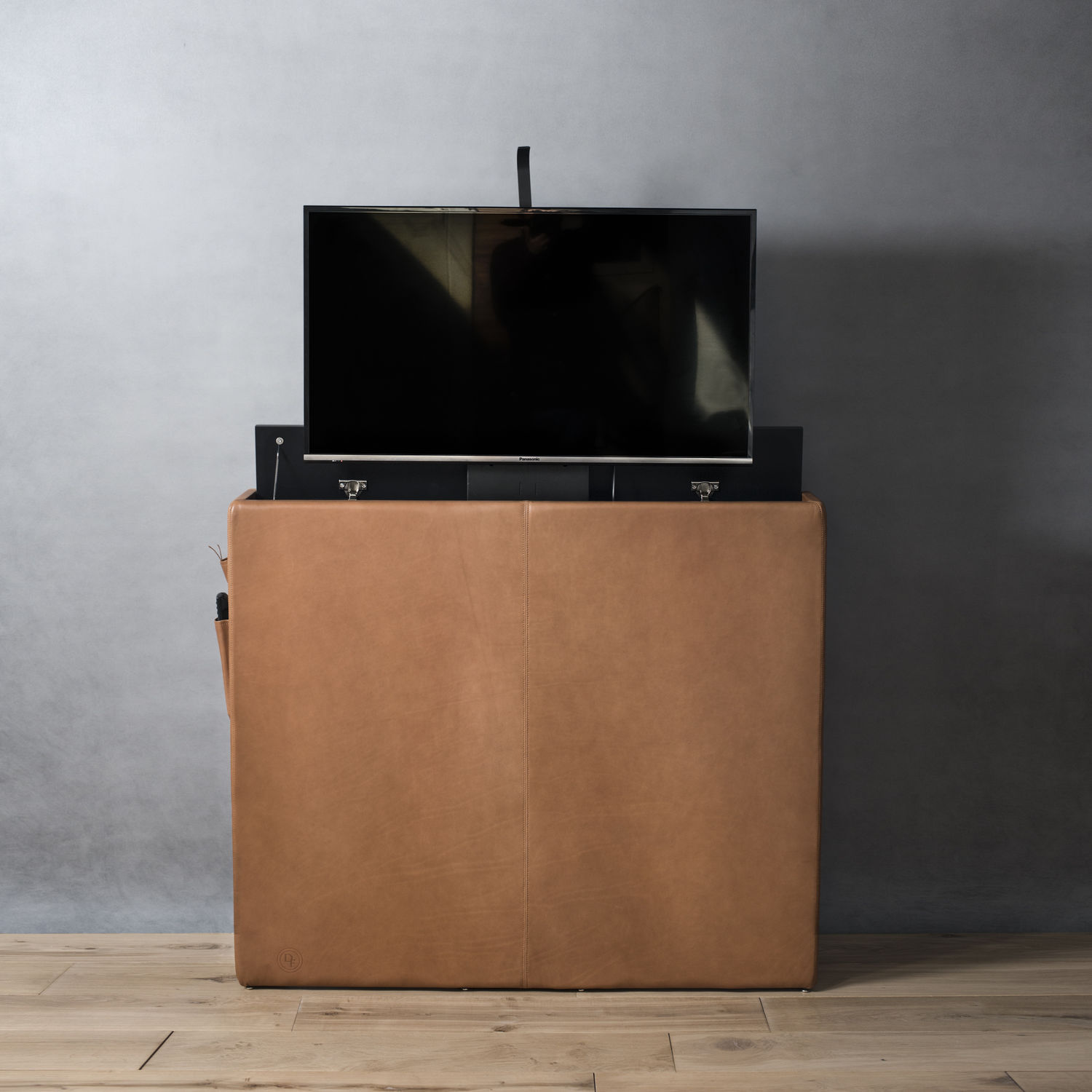 Meuble Tv De Style Sur Mesure En Bois Dedicated Furniture # Meuble Tv De Style