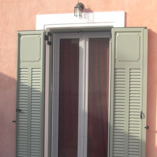 Volet Battant En Aluminium Pour Fenêtre El 2100 Elvial
