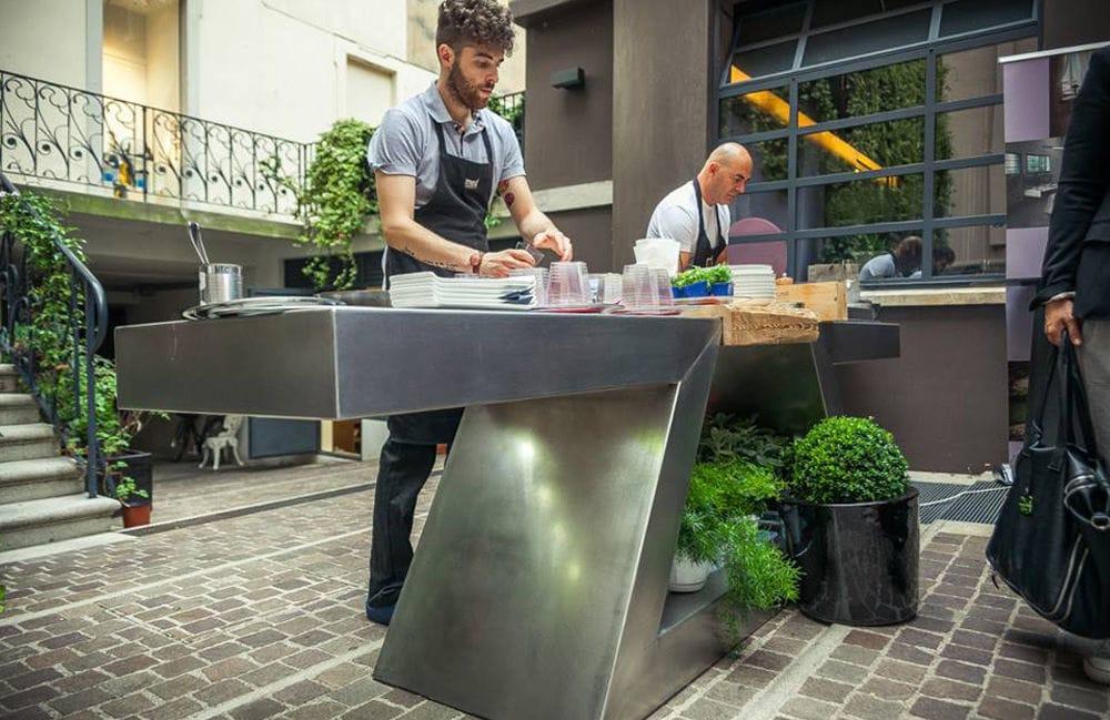 Cuisine Design Italienne Avec Ilot Cuisine Italienne With Cuisine