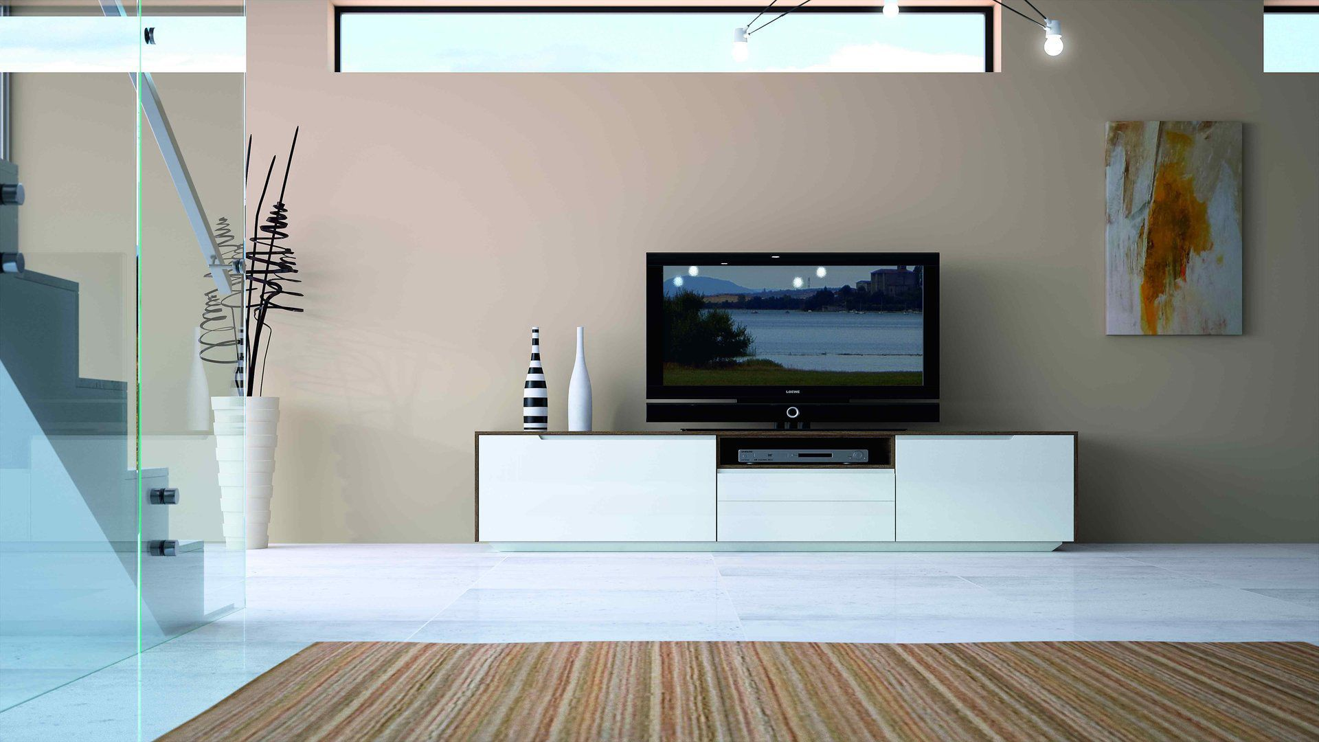 Meuble Tv Contemporain En Bois Nice Movis Furniture # Meuble Tv Contemporain Bois
