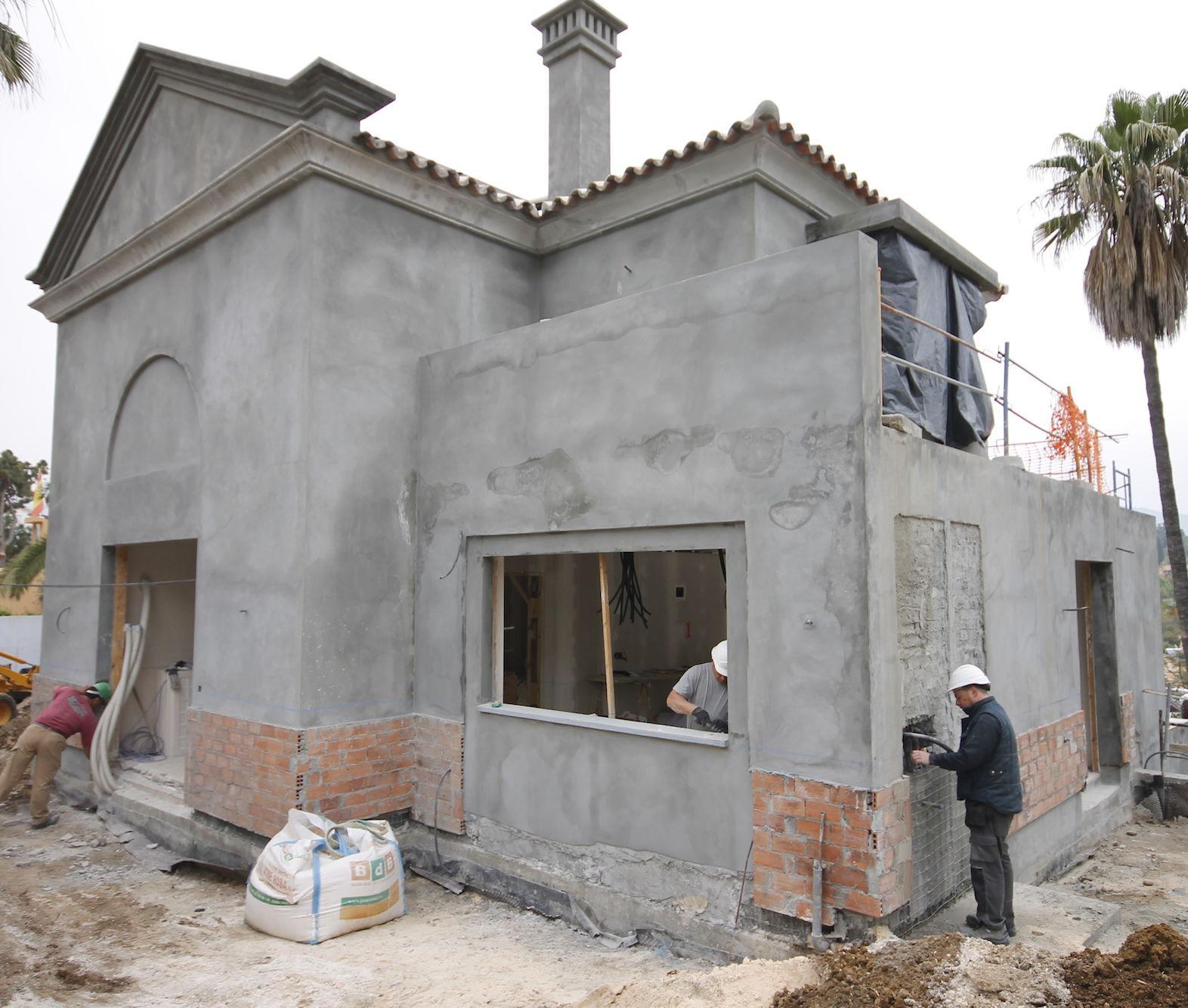 Maison préfabriquée / modulaire / en béton / contemporaine ...
