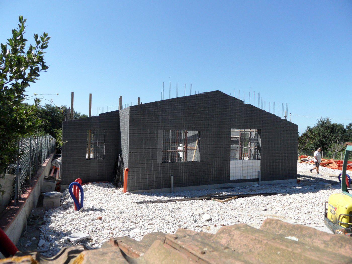 maison modulaire pr fabriqu e contemporaine en b ton