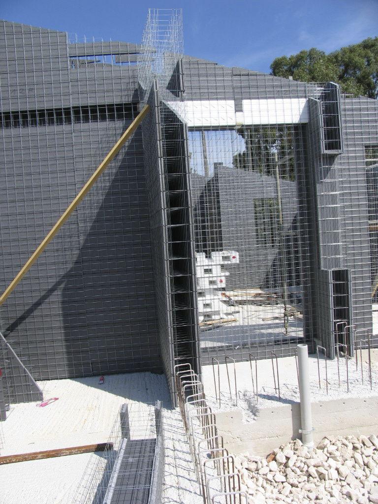 Maison modulaire / préfabriquée / en béton / contemporaine   ibs ...