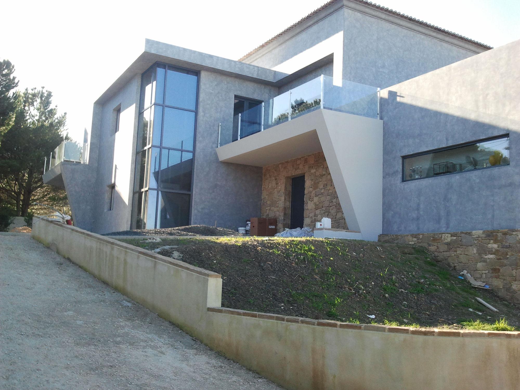 Souvent Maison modulaire / préfabriquée / contemporaine / en béton  HO73