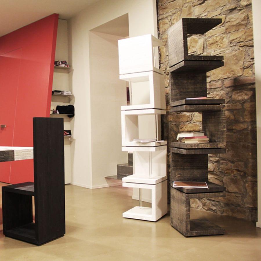 bibliothèque modulable / design original / pour bureau / pour