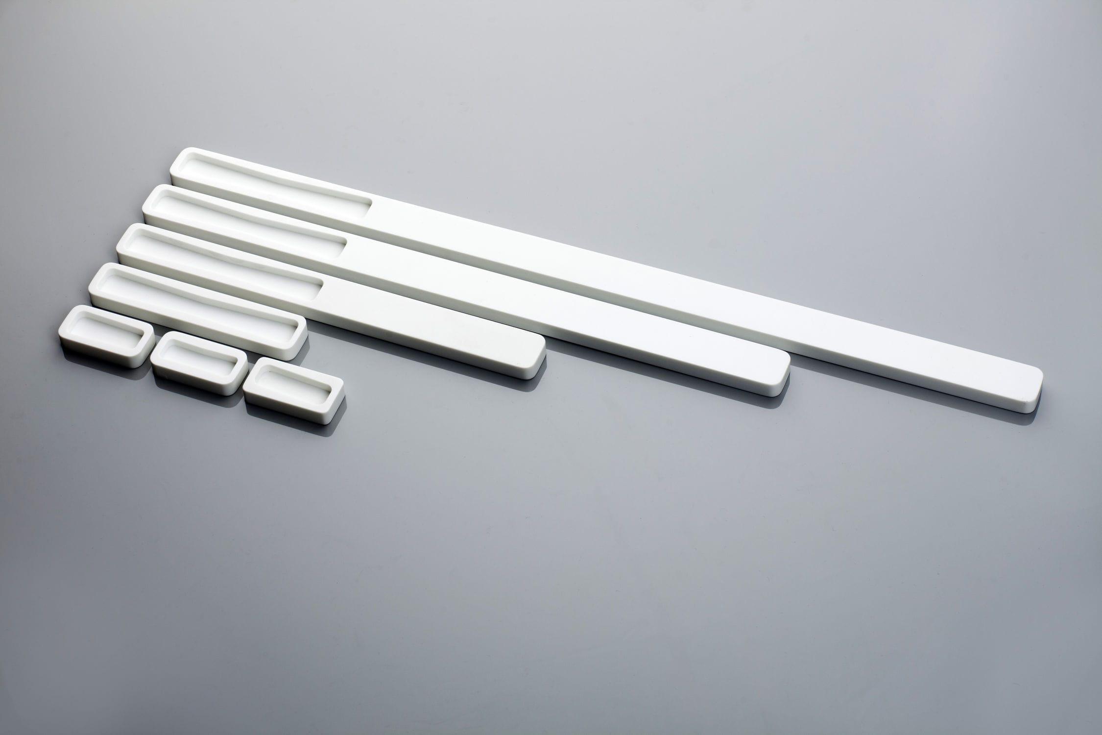 poignée de meuble en corian® - linie 2 by vladimír ambroz - amos ... - Poignee Meuble Design