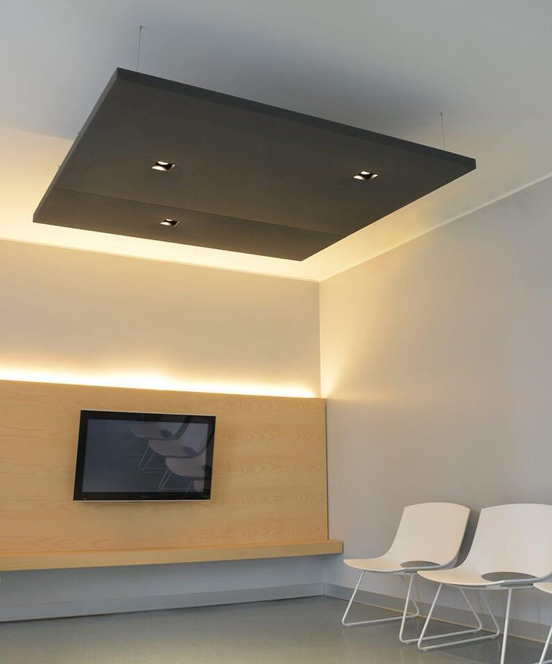 Connu Profil éclairant au plafond / suspendu / à LED - SPOTLIGHT  YZ88