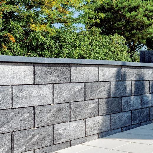 Bloc De Béton Creux Pour Mur De Soutènement Pour Clôture De - Cloture de jardin en beton